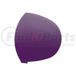 41386 by UNITED PACIFIC - 2006+ Kenworth Round Dome Light Lens - Purple