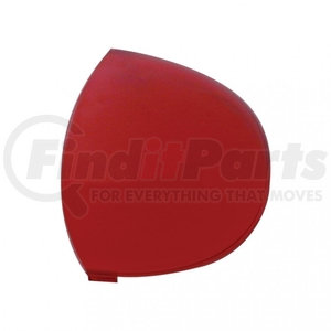 41387 by UNITED PACIFIC - 2006+ Kenworth Round Dome Light Lens - Red