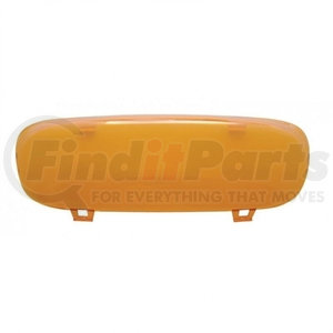41388 by UNITED PACIFIC - 2006+ Kenworth Center Dome Light Lens - Amber