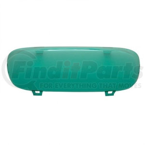 41391 by UNITED PACIFIC - 2006+ Kenworth Center Dome Light Lens - Green