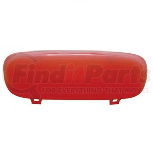 41393 by UNITED PACIFIC - 2006+ Kenworth Center Dome Light Lens - Red