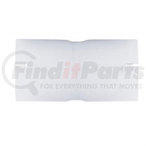 """CN-7-8A by UNITED PACIFIC - Aluminized Exhaust Connector 7"""" I.D. to 7"""" I.D."""