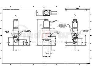 VE-2 by APSCO - 12-Volt 4-way Solenoid Valve