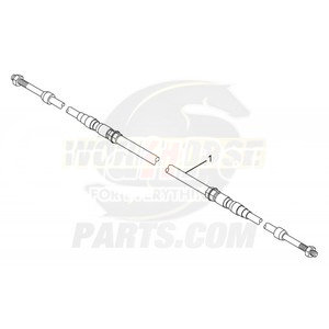 W0003727 by WORKHORSE - 15741186 Cable Assembly