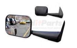 715887 by VELVAC - Colorado Canyon Pickup Mirror Black, Left Side Mirror