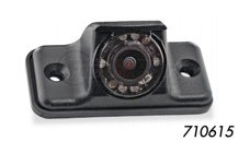 710615 by VELVAC - Flush Mount Rear View Camera