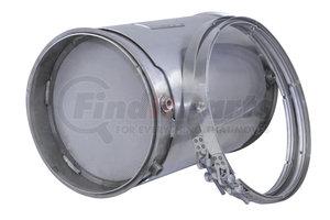 58012 by DINEX - DPF Kit for Cummins ISL