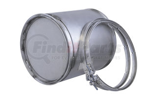 58001 by DINEX - DPF Kit for Cummins ISX