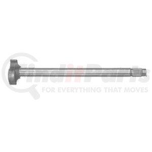 "HDV1728DGR by HD VALUE - Trailer Axle RH Camshaft, 17-5/16"" Length, 28 Spline"