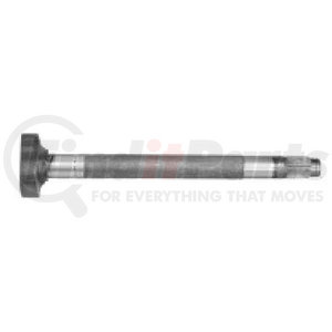 "2442BP by POWER PRODUCTS - Trailer Axle RH Camshaft, 17-5/16"" Length, 28 Spline"