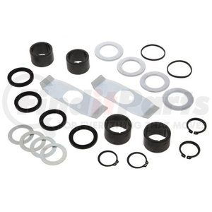 E3993B by EUCLID - Camshaft Repair Kit for Meritor Q and Q+ for Drive Axles