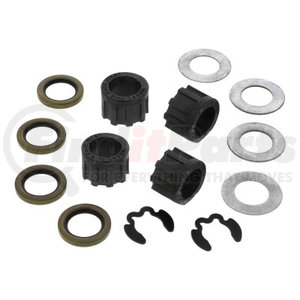 "E5140 by EUCLID - Camshaft Repair Kit for Eaton 15"" _ 4"" Single Anchor Pin Front Axle"
