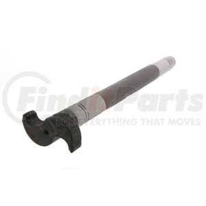 "E14824 by EUCLID - Trailer Axle LH Camshaft, 20-13/32"" Length, 28 Spline"