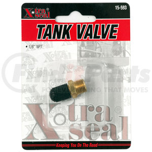 15-593 by GROUP 31 XTRA SEAL  - Tank Valve 1/8in NPT