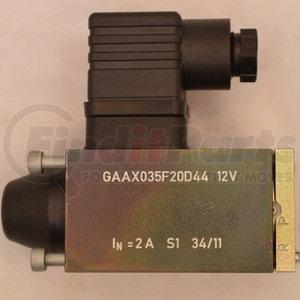 GAAX035F20D44 by HAWE HYDRAULICS - VALVE