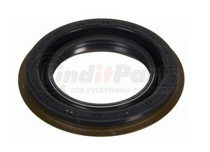 127591 by NATIONAL WHEEL END - Oil Seal