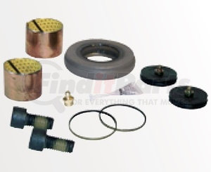60961-630 by HENDRICKSON - King Pin Bushing and Thrust Bearing Service Kit - One Wheel End, Front Right