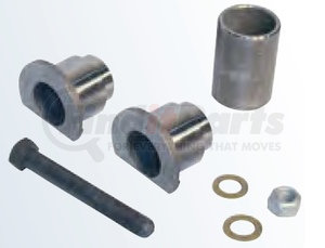 21140-034L by HENDRICKSON - Beam End Adapter Kit - 10.5 in. Bolt; 46K