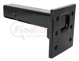 PM105 by BUYERS PRODUCTS - 2 Inch Pintle Hook Mount (2 Position/10 Inch Shank)