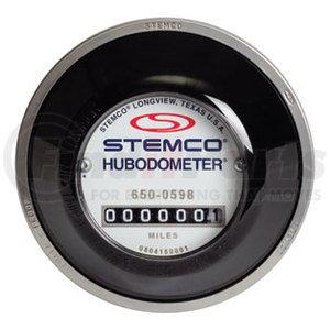 650-0595 by STEMCO - Hubodometer® - Fits 315/80R22.5 STD, 9.00-20, 10-22.5 XHI, 15-22.5 STD - 494 RPM