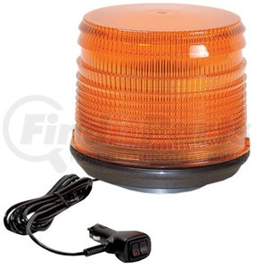 256TCL-A by STAR SIGNAL - 256 C-2 LED TALL DOME BEACON - AMBER