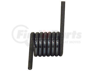 3034278 by BUYERS PRODUCTS - Left Hand Torsion Ramp Spring for Trailer Ramps