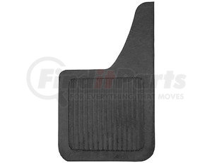 B2412LSP by BUYERS PRODUCTS - Heavy Duty Black Rubber Mudflaps 24x12 Inch