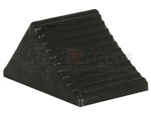 WC1468A by BUYERS PRODUCTS - Rubber Wheel Chock 8x6x5 Inch
