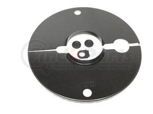 "S-28500-1657 by HENDRICKSON - Clamp On Dust Shield Kit for Drum Brakes, 5.75"" LDA™ Large-Diameter Axle"