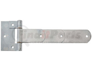 B2423F by BUYERS PRODUCTS - 2.25 x 8 Inch Steel Strap Hinge with 1/2 Inch Steel Pin-Overall 5 x 10.56 Inch