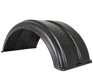 8590017 by BUYERS PRODUCTS - Full Radius Poly Fender to fit 16-1/2 Inch Dual Wheels