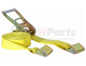 01055 by BUYERS PRODUCTS - 27 Foot Ratchet Tie Down Strap