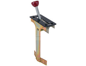 QSSPU52 by BUYERS PRODUCTS - Hoist Q-Series Single Lever Control Center Detent For 1/4-28 Threaded Cable