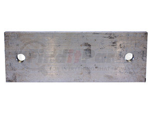 3009253 by BUYERS PRODUCTS - Aluminum Vibrator Mounting Plate for Aluminum Dump Bodies