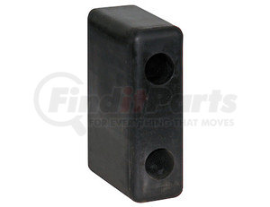 B5264 by BUYERS PRODUCTS - Molded Rubber Bumpers