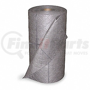L90540 by OIL-DRI - Synthetic Absorbent Universal Bonded Perforated Roll