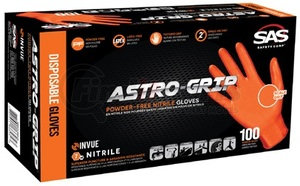 66575 by SAS SAFETY CORP - Nitrile Astro Grip Powder-Free
