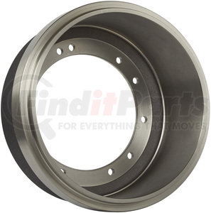 2577A by GUNITE - Brake Drum, Cast Iron, Inboard, 16.50x7.00 (Gunite)