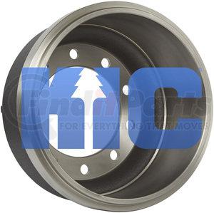 54270-018 by KIC - Brake Drum, Cast Iron, n/a, 15.00x8.62