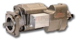 VPCKDP203RAS25BB by PERMCO - High Pressure Dump Pump - ORB Ports, 2.5-3K psi Relief, CW, Air Shift