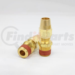 A68-8-8 by POWER PRODUCTS - Air Brake Male Connector 1/2 X 1/2