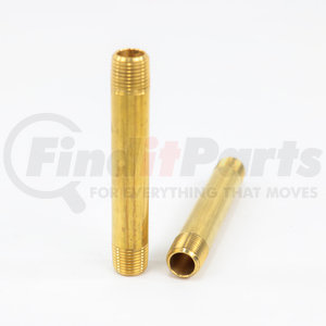 BP113-2-25 by POWER PRODUCTS - Brass Long Nipple 1/8 X 2-1/2
