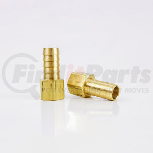 HB66-8-6 by POWER PRODUCTS - Hose Barb Female Connector 1/2 X 3/8