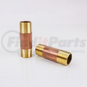 BP113-12-30 by POWER PRODUCTS - Brass Long Nipple 3/4 X 3