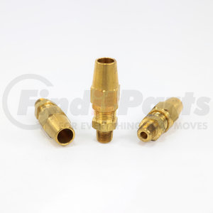 A68-6-2 by POWER PRODUCTS - Air Brake Male Connector 3/8 X 1/8