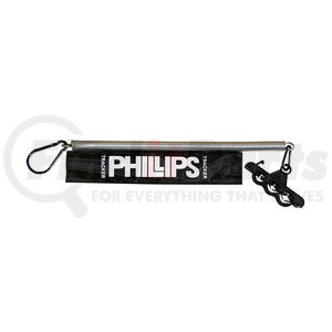"""17148 by PHILLIPS INDUSTRIES - Tracker Spring Kits - Kit with single heavy duty spring, 20"""", with QWIK-SNAP™ (Please allow 7 days for handling. If you wish to expedite, please call us.)"""