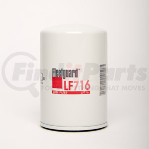 LF716 by FLEETGUARD - L/O FLTR,FILTER-LUBE OIL