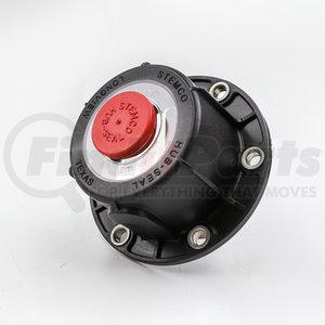 "360-4024 by STEMCO - Stemco Defender™ Hubcap - Red Rubber Plug ""FF""- Bulk"