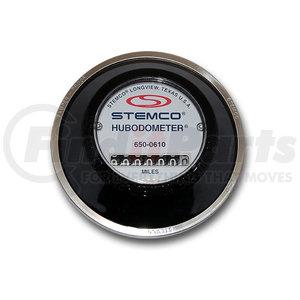650-0610 by STEMCO - Hubodometer - Fits 10/90R20, 11/80R22.5 STD, 10R22.5, 275/80R22.5, 295/75R22.5 STD - 522 RPM