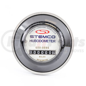 650-0595 by STEMCO - Hubodometer - Fits 315/80R22.5 STD, 9.00-20, 10-22.5 XHI, 15-22.5 STD - 494 RPM
